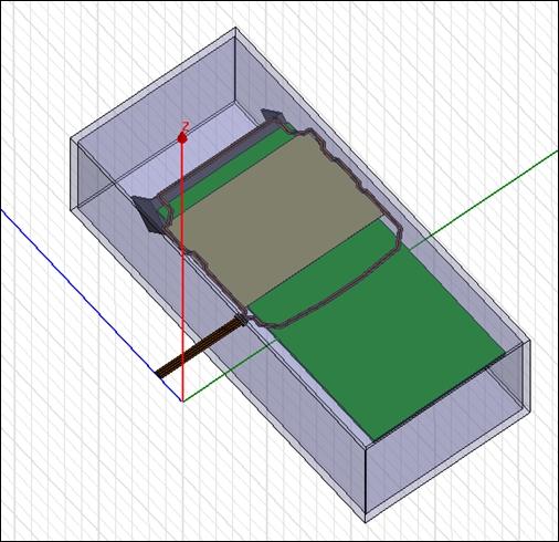 Modélisation ICT250