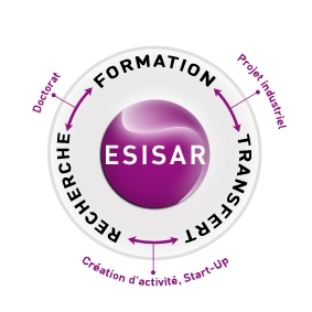 Tryptique formation ESISAR