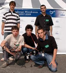 Photo équipe RATOPS