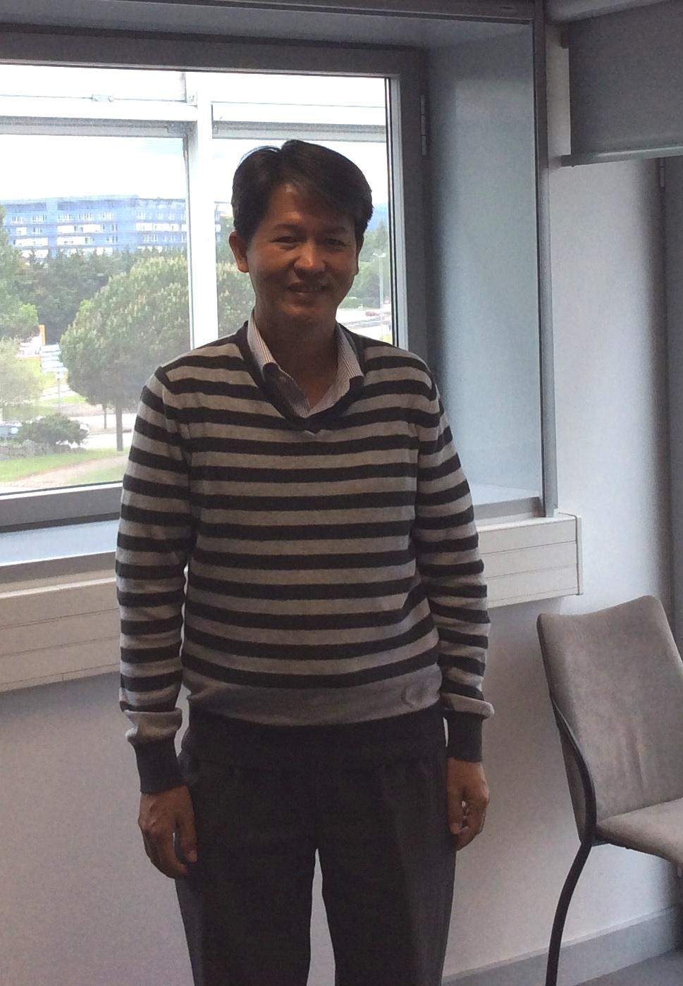 Professeur Nguyen Huu Loc