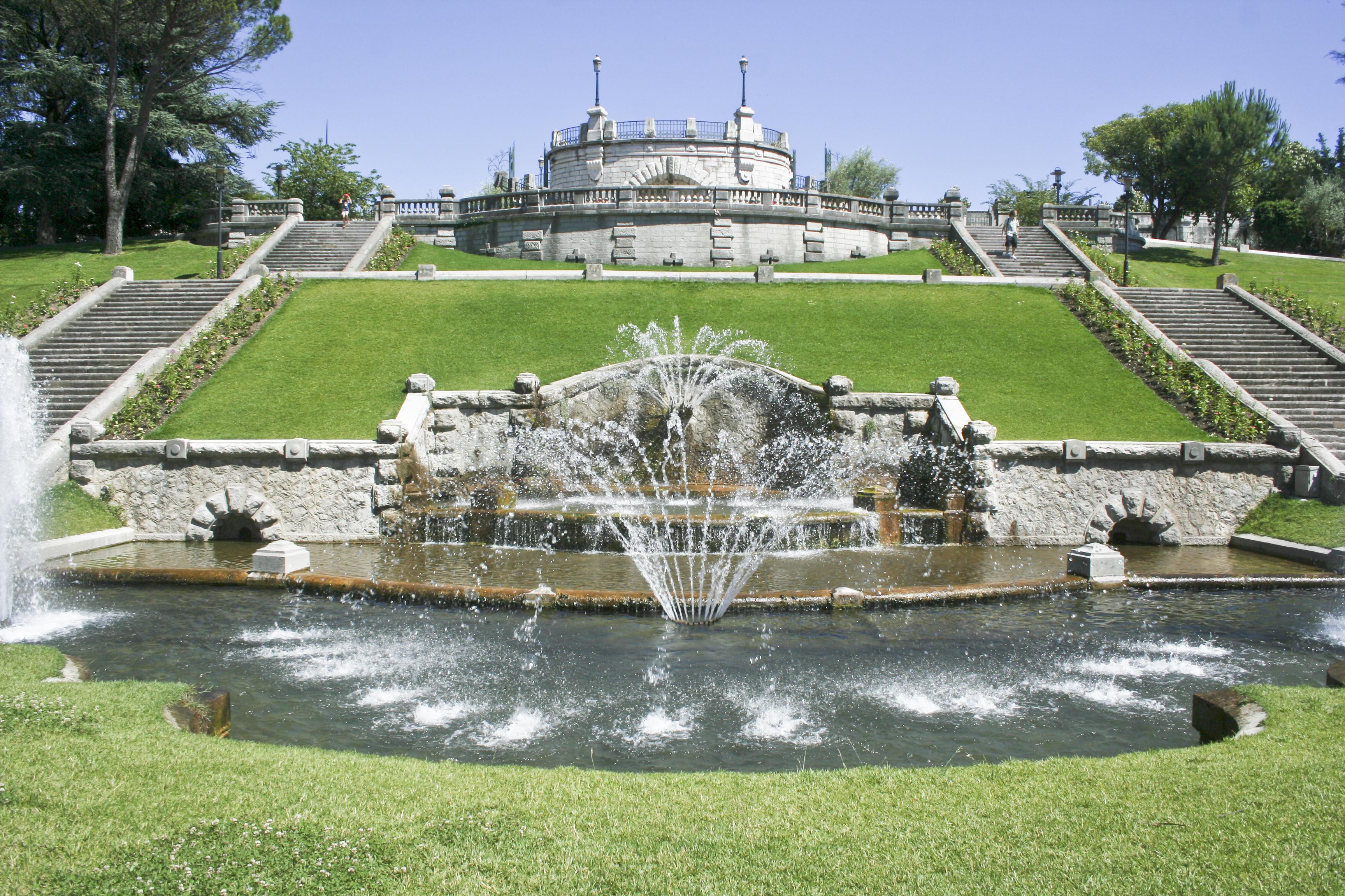 Valence - Parc Jouvet